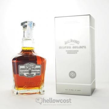 Jack Daniels Silver Select Bourbon 50º 70Cl