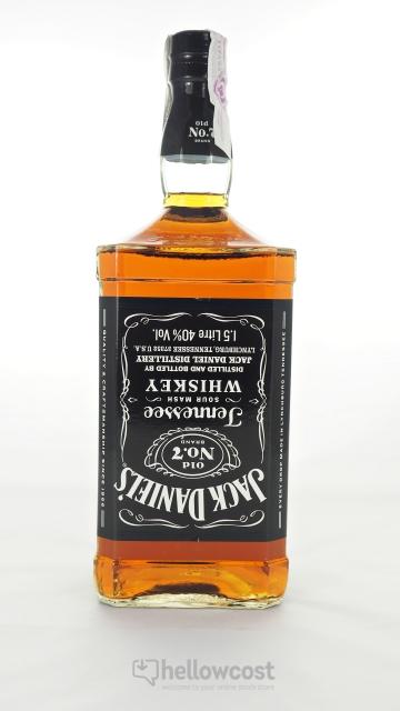 Jack Daniels Magnum Bourbon 40º 1,5 Litres