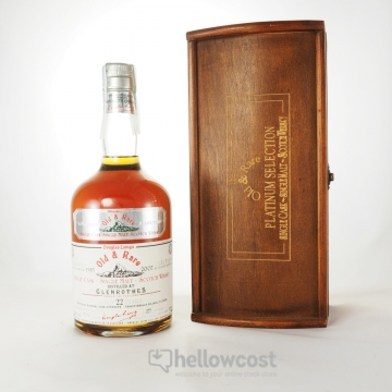 Glenrothes Platinum 22 Ans 56% 70 Cl