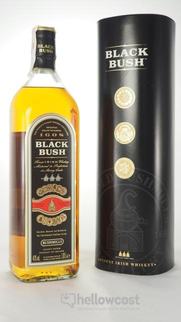 Bushmills Black Bush Whisky 40º 1 Litre