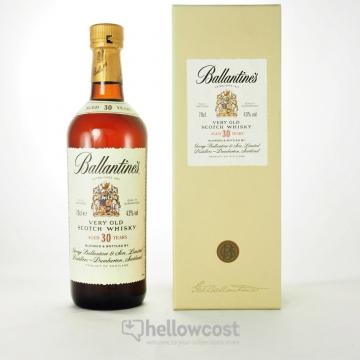 Ballantines 30 Ans Whisky 43º 70 Cl