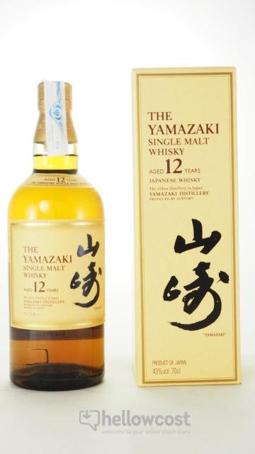 The Yamazaki 12 Years Whisky 40º 70 Cl