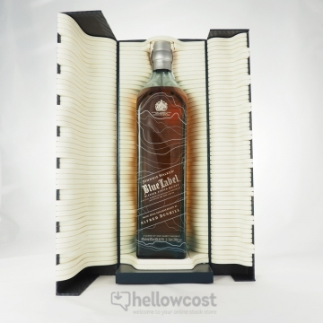 Johnnie Walker Blue Label Alfred Dunhill Whisky 40º 1 Litre