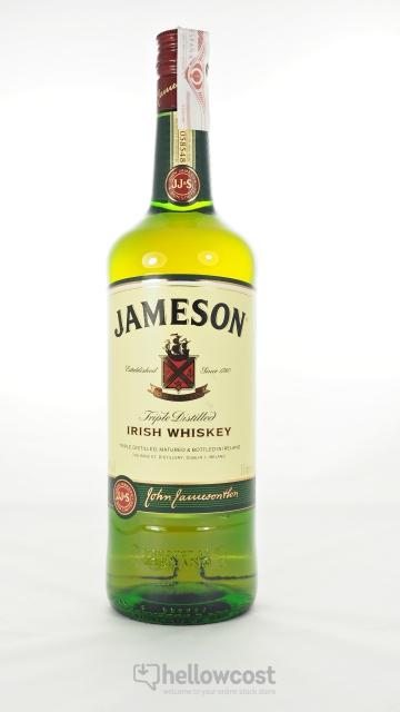 Jameson Irish Whiskey 40º 1 Litre