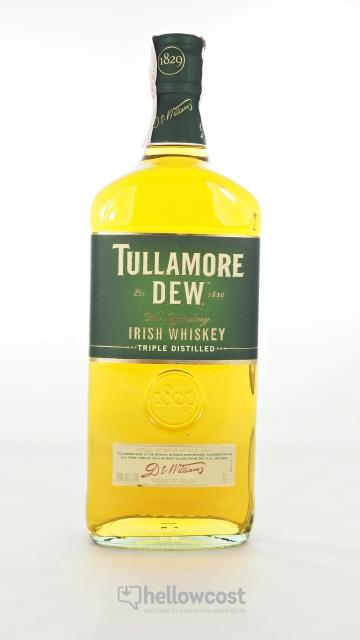 Tullamore Dew Whisky 40º 1 Litre