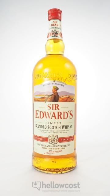 Sir Edwards Magnum Whisky 40º 1,5 Litres