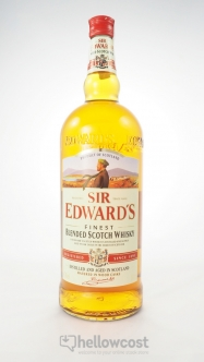 Sir Edwards Whisky 40º 1 Litre - Hellowcost