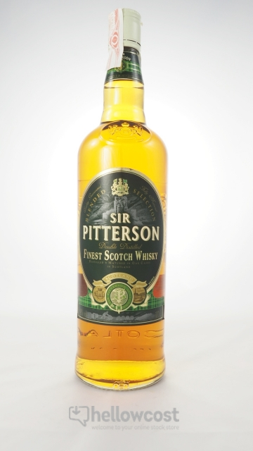 Sir Pitterson Whisky 40º 1 Litre