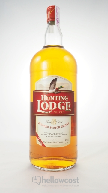 Hunting Lodge Magnum Whisky 40º 2 Litres