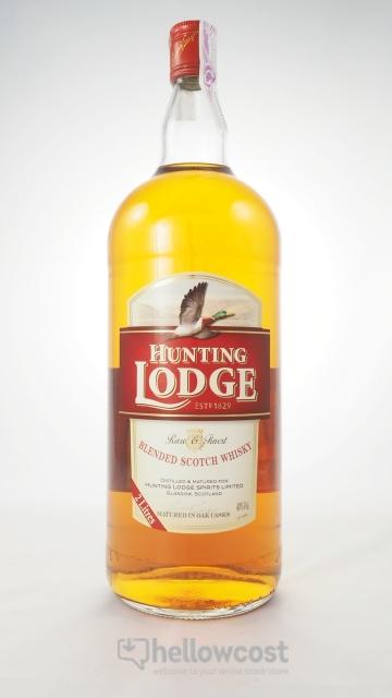 Hunting Lodge Magnum Whisky 40º 2 Litres
