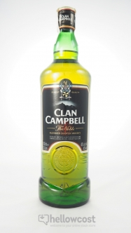 Clan Campbell Whisky 40º 1 Litre - Hellowcost