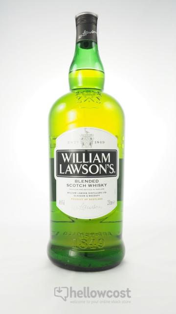 William Lawsons Magnum Whisky 40º 2 Litres