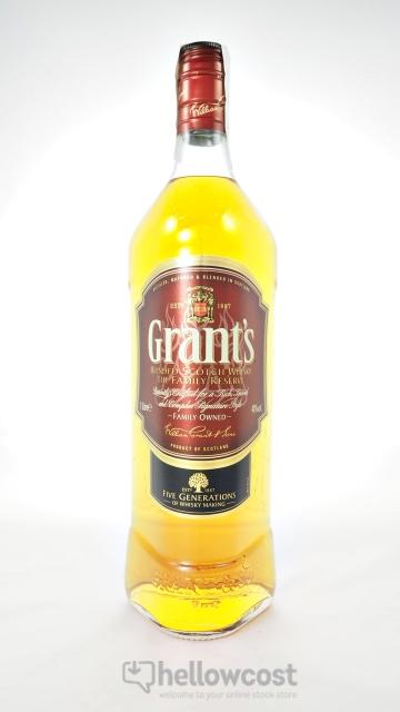 Grants Whisky 40º 1 Litre
