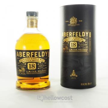 Aberfeldy Whisky 18 Ans 40% 1 Litre