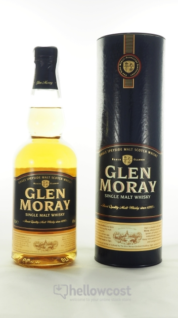 Glen Moray Whisky 40% 70 Cl