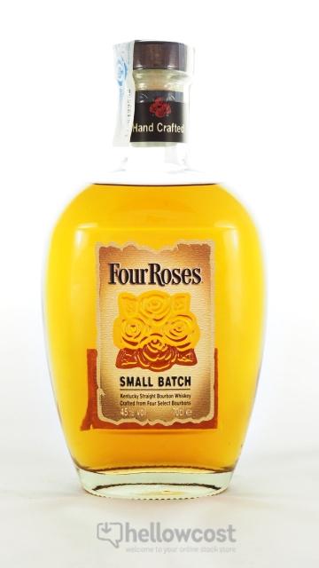 Four Roses Small Batch Bourbon 45º 70 Cl