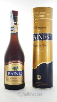 Pacharan Baines Oro 30º 70Cl - Hellowcost