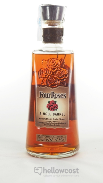 Four Roses Single Barrel Bourbon 50º 70 Cl