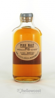 Nikka Black Pure Malt Whisky 43º 50Cl - Hellowcost