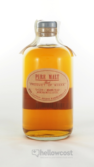 Nikka Red Pure Malt Whisky 43º 50Cl