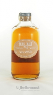 Nikka White Pure Malt Whisky 43º 50Cl - Hellowcost