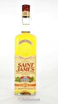 Saint James Paille Rhum Agricole 40º 1 Litre - Hellowcost
