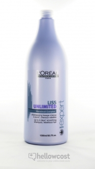 L'Ooreal Shampooing Serie Expert Liss Unlimited 1500 Ml - Hellowcost