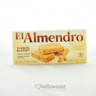 El Almendro Turron Jijona Blando Suprema 200 Gr - Hellowcost