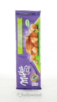 Milka Chocolate Con Avellanas 300 Gr - Hellowcost
