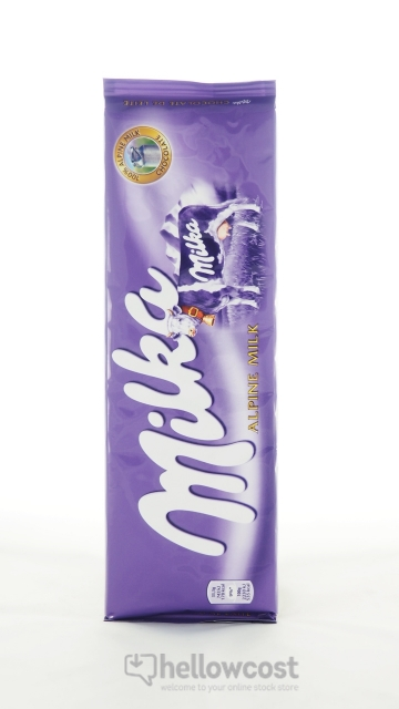 Milka Chocolat Au Lait 300 Gr