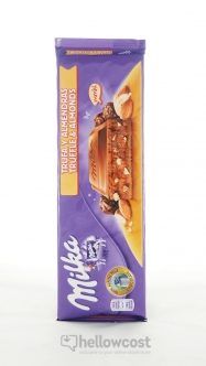 Milka Chocolate Trufa Y Almendras 300 Gr - Hellowcost