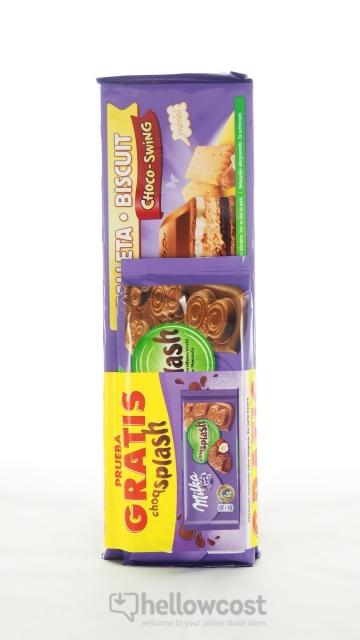 Chocolat Milka Au Lait, Au Biscuit Choco Galleta 300 Gr