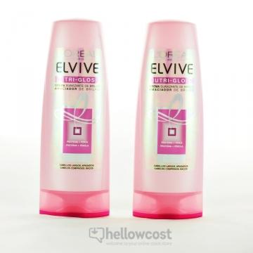 Soin Crème Nutri-Gloss Protéine De Perle – Elvive Loreal 250 Ml