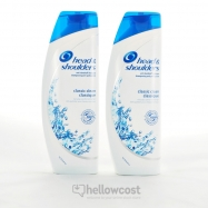 Head & Shoulders Shampooing Antipelliculaire Menthol Fresh 6x600 ml - Hellowcost