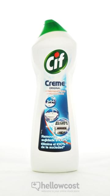 Crème Standard – Cif 750 Ml