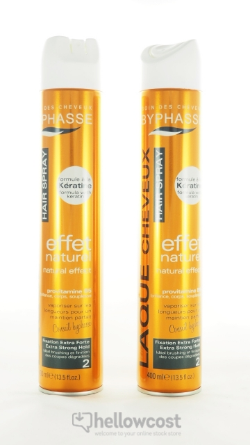 Laque Byphasse Extra Forte 400 Ml