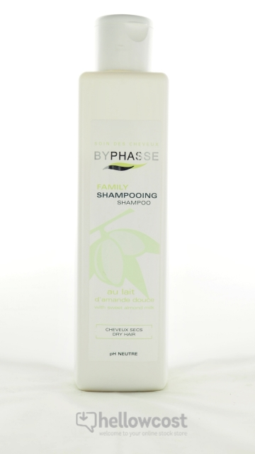 Shampooing Pour Cheveux Secs Byphasse 750 Ml