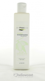 Byphasse Shampooing Family 2 En 1 750 ml - Hellowcost