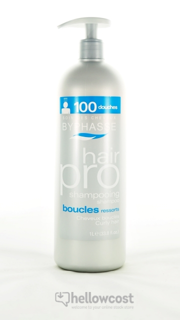 Champu Byphasse Pro Hair Boucles Ressoorts 1.000 Ml