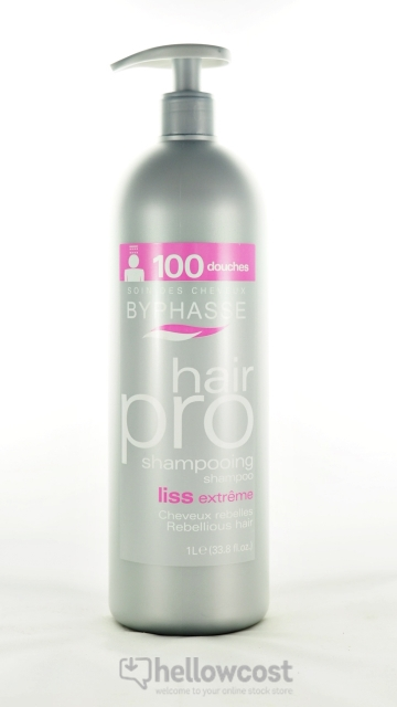 Champu Byphasse Pro Hair Liss Extrême 1.000 Ml