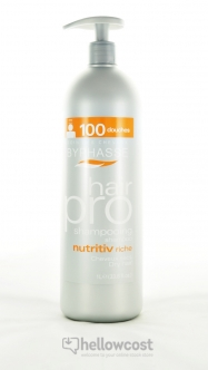 Byphasse Shampooing Pro Hair Nutritiv Cheveux Secs 1.000 ml - Hellowcost