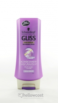 Gliss Après-Shampooing Total Repair 250 ml - Hellowcost