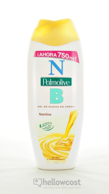 Palmolive Gel Douche Miel 750ml