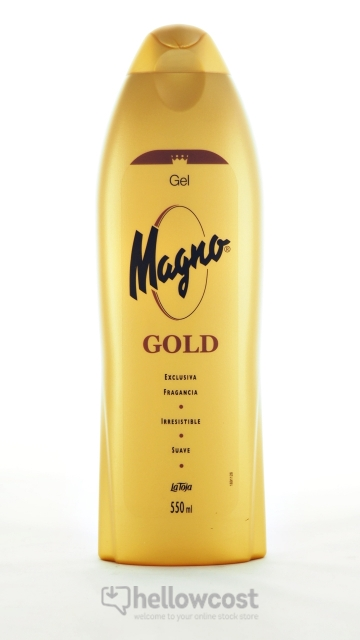 Magno Gold Gel Douche 550 Ml