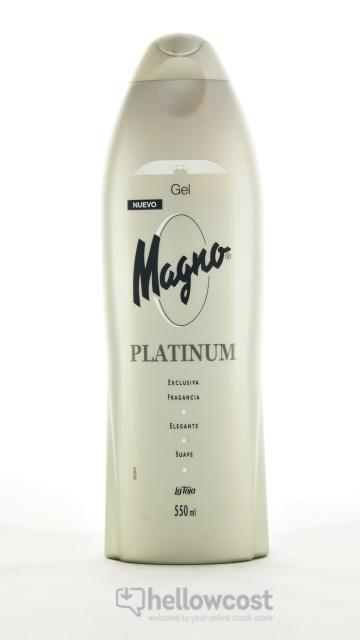 Magno Platinum Gel Douche 550 Ml