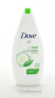 Dove Douche Soin Nourrissante Caring Bath 750 ml - Hellowcost