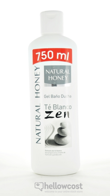 Gel Natural Honey Zen 750+250 Ml