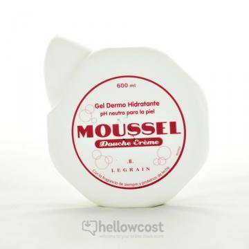 Moussel Gel Bain-Douche Dermo hydratant 600 ml