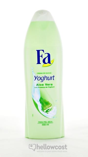 Gel Fa Yoghurt Aloe Vera 700 Ml