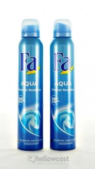 Fa deodorant aqua Spray 2x200 ml - Hellowcost